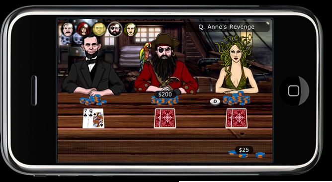 Medusa holdem poker