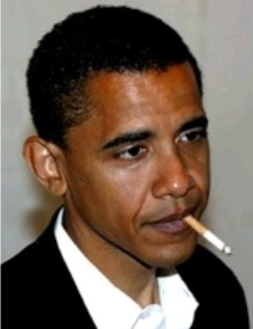 barack obama smoking joint. bin laden smoking weed. funny