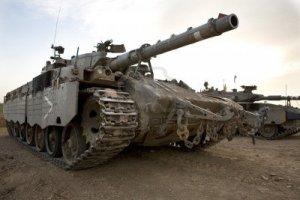 "An (hint-hint wink-wink"") ""Israeli tank"