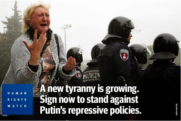 Putin the Tyrant
