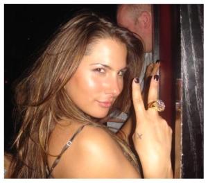 Ashley Dupré, used to honey trap Elliot Spitzer