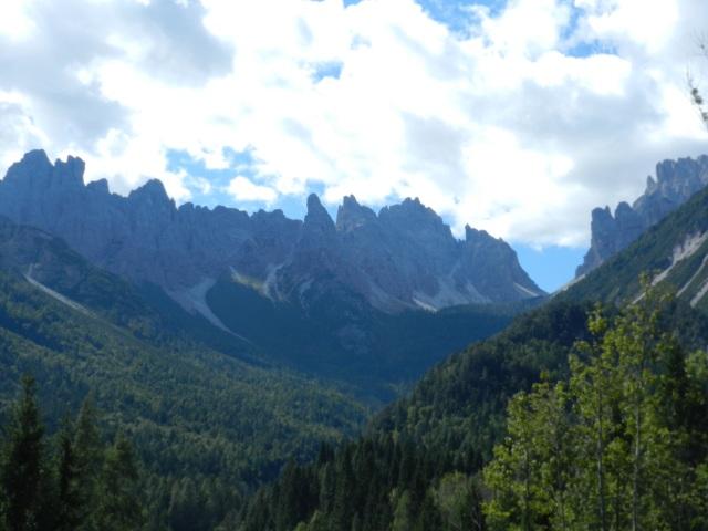 back in the Dolomites, Italy