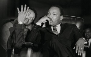 Dr King and Rev Jackson