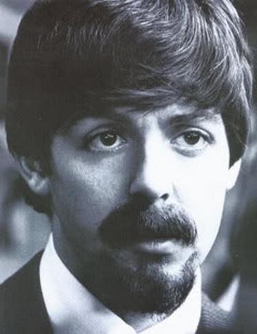 McCartney Mustache