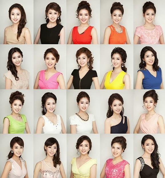miss-korea-lookalike-contestants