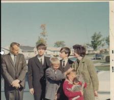Hartmann family photo