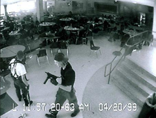 who should be held responsible for the tragic columbine massacre