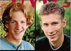 Harris Klebold Time Magzine Cover