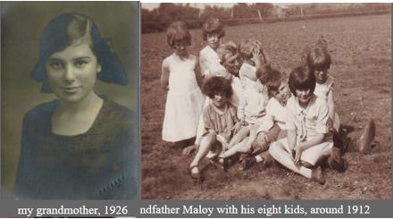 My grandmother 1926