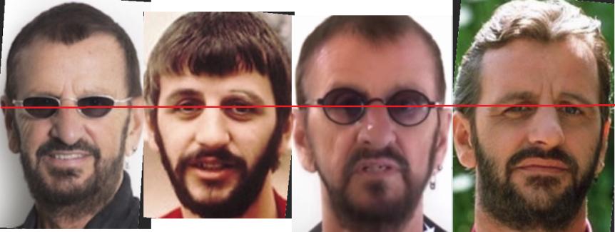 Four Ringos