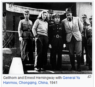 Gellhorn in China