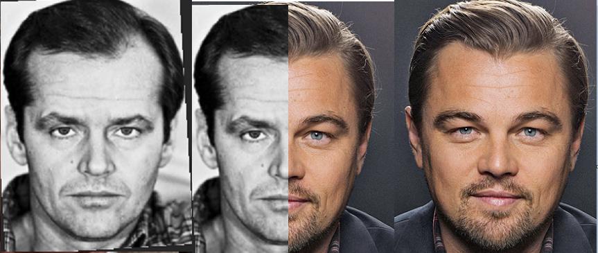 Nicholson DiCaprio