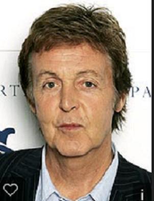 McCartney 2007