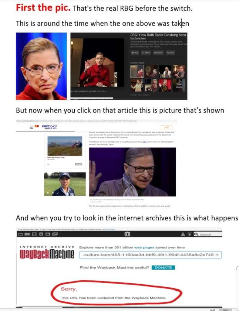 Did Ruth Bader Ginsburg Actually Die Months Ago? Screenshot_20200919-092259_twitter